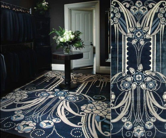 Luxurious Designer Rug Home Collection