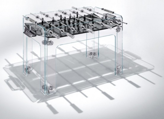 Luxurious Football Table For Exquisite Interiors