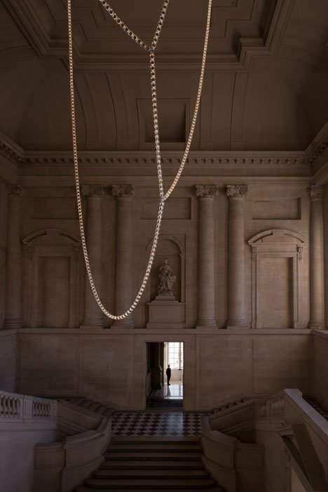 Luxurious Gabriel Chandelier Inspired By The Baroque Art