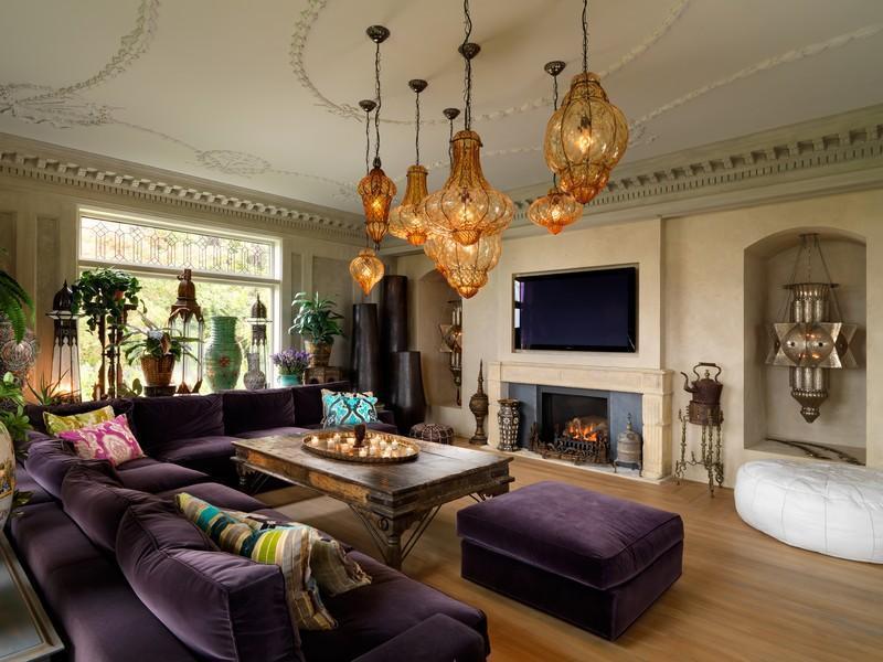 فيلا فاخرة الطراز الكلاسيكي والحديث luxurious-victorian-