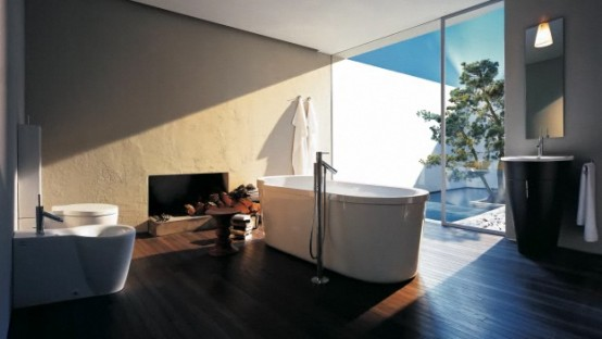 Luxury Bathroom Design Ideas by Axor