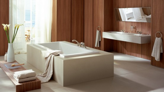 Bathroom Remodeling - Contemporary Bathroom