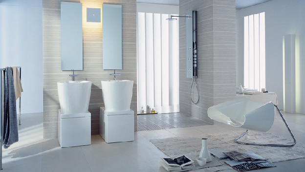 Picture Of luxury bathroom design axor  2