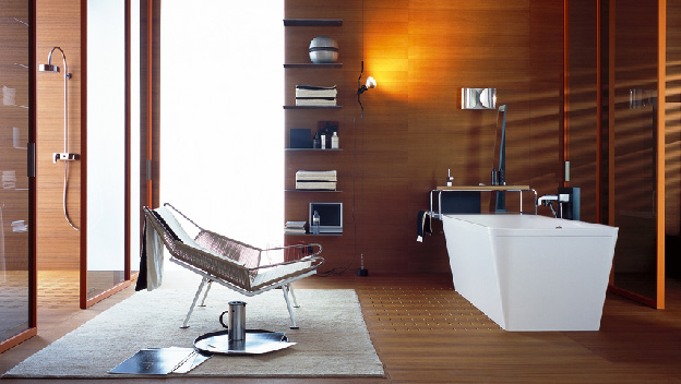 Picture Of luxury bathroom design axor  3