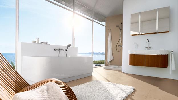 13 Luxury Bathroom Design Ideas by Axor - DigsDigs