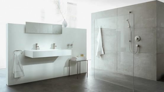 Luxury Bathroom Design Ideas by Axor
