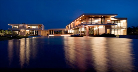 Luxury Beach House In Dominican Republic