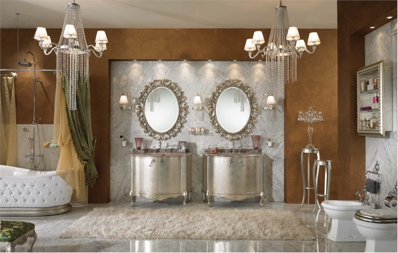 Luxury Classic Bathroom Furniture from Lineatre | DigsDigs