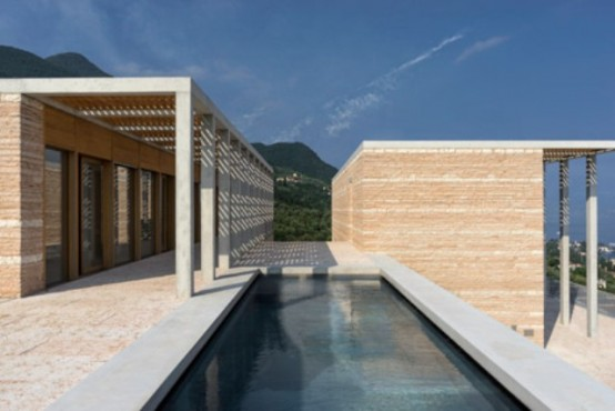 Luxurious Holiday Villa Design Eden On Lake Garda