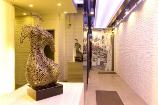 Luxury Hong Kong Apartment Design