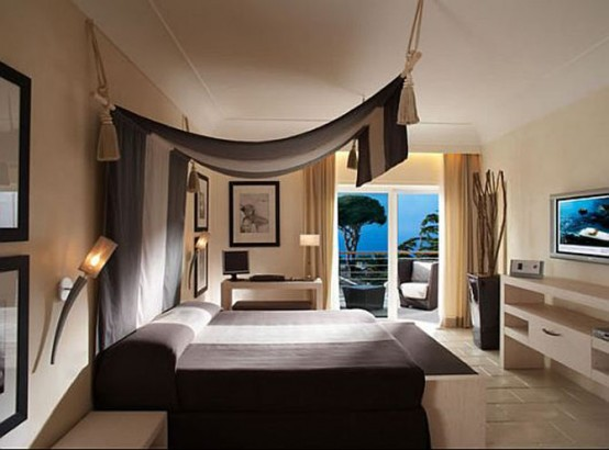 Captivating Luxury Hotel Style Bedroom