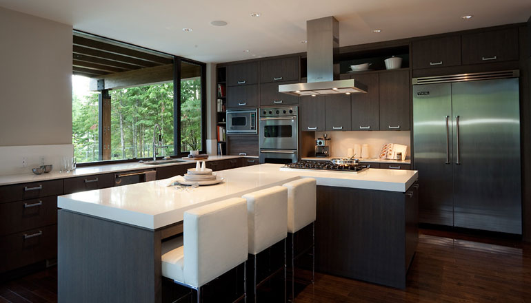luxury kitchen designs modern luxury house with a modern contemporary interior digsdigs 671