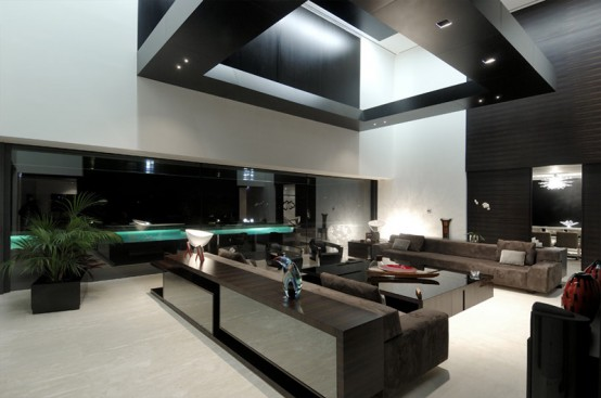Luxury Minimalist House With Spectacular Swimming Pool 19 Housing