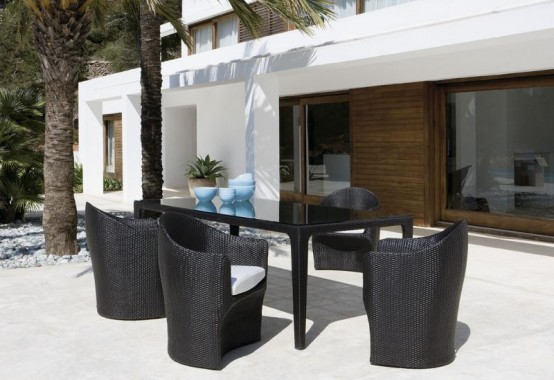 Vintage Luxury Outdoor Furniture