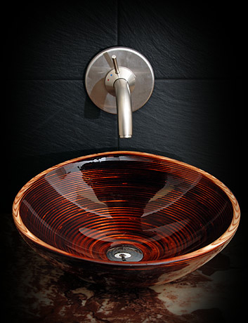 Luxury Wood Wash Basins