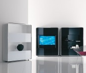 Lyneus Contemporary Tv Cabinet