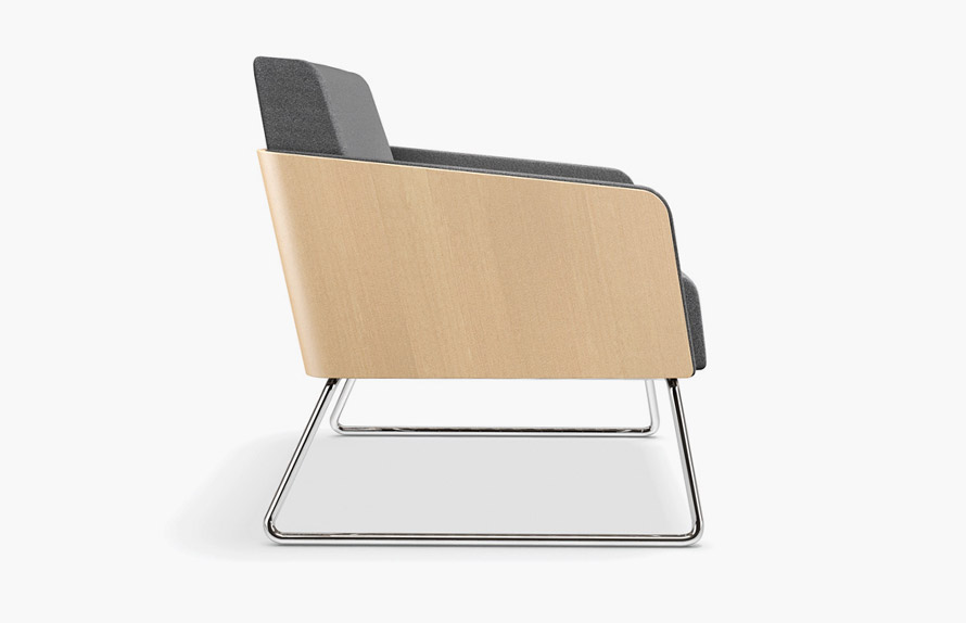 Fresh And Modern Interpretation of Classic Lounge Chairs