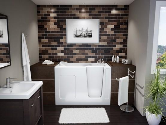 Maax Professional Walk In Bathtub
