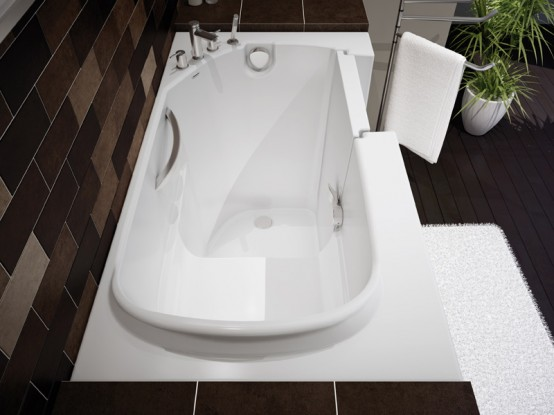Maax Professional Walk In Bathtub