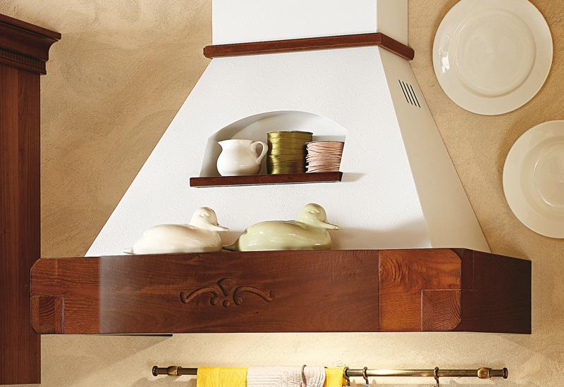 16 classic range hoods from magi cucine digsdigs - Cappe per cucine in muratura ...