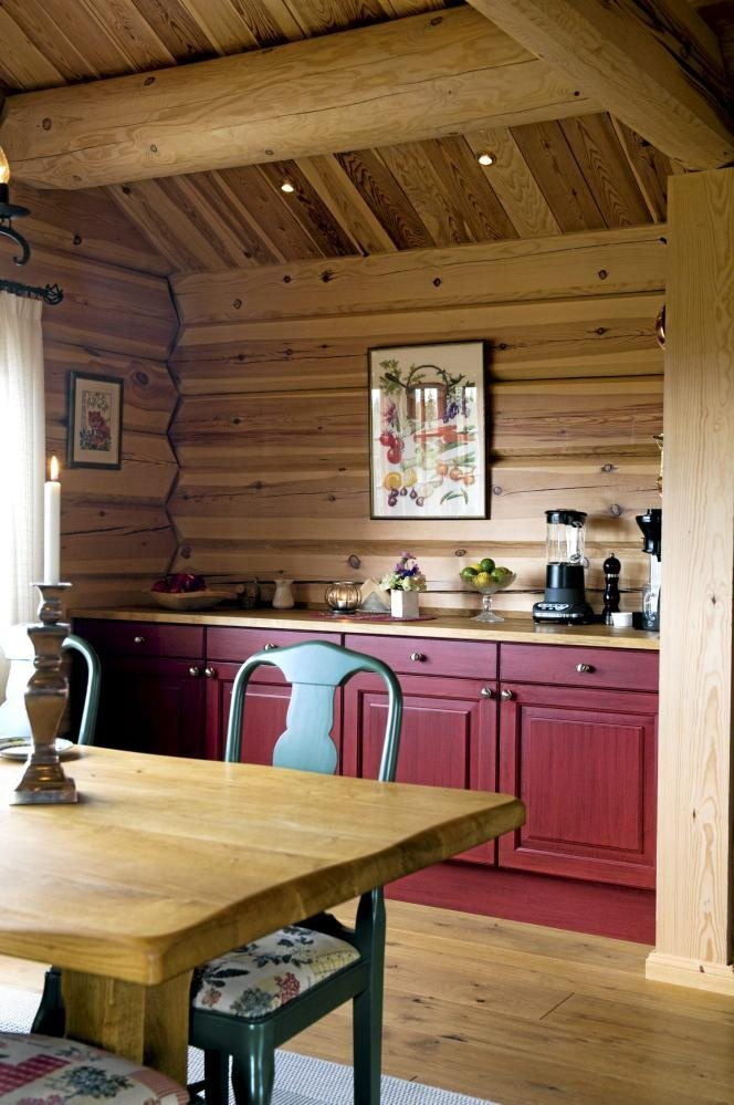 28 Small Kitchen Design Ideas: Marsala For Kitchens And Dining Room : 28 Design Ideas