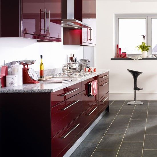 Marsala For Kitchens And Dining Rooms Ideas