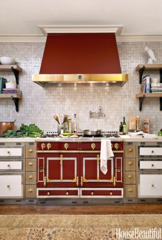 Marsala For Kitchens And Dining Room : 28 Design Ideas