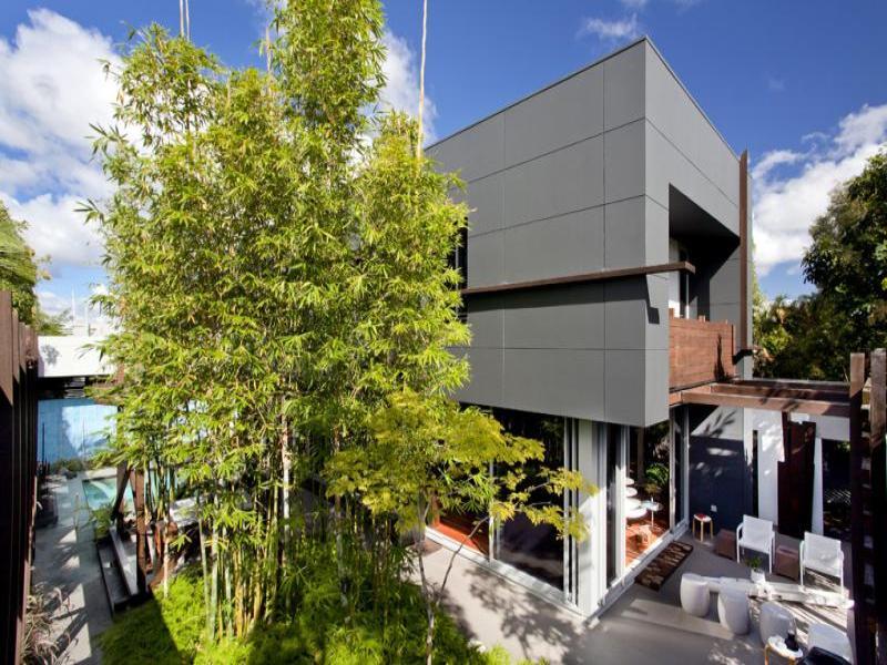 Modern Masculine Beach House Design