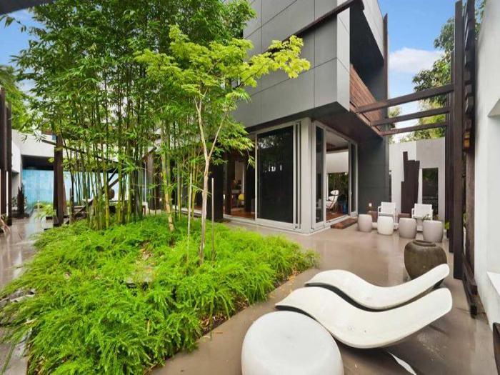 Masculine Beach House Design
