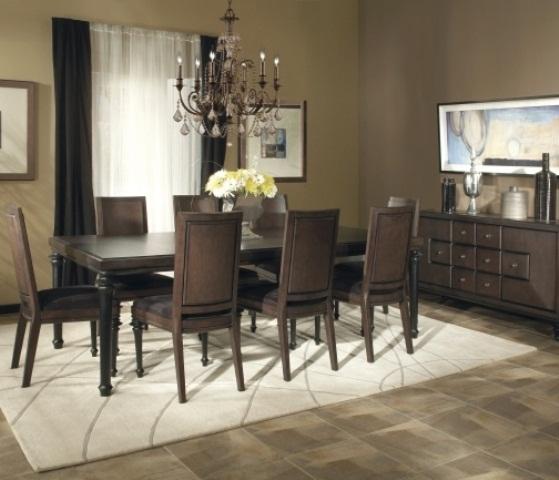 Masculine Dining Room Designs