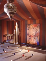 Masculine Game Room Designs