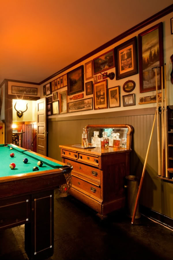 77 masculine game room design ideas digsdigs for All decoration games