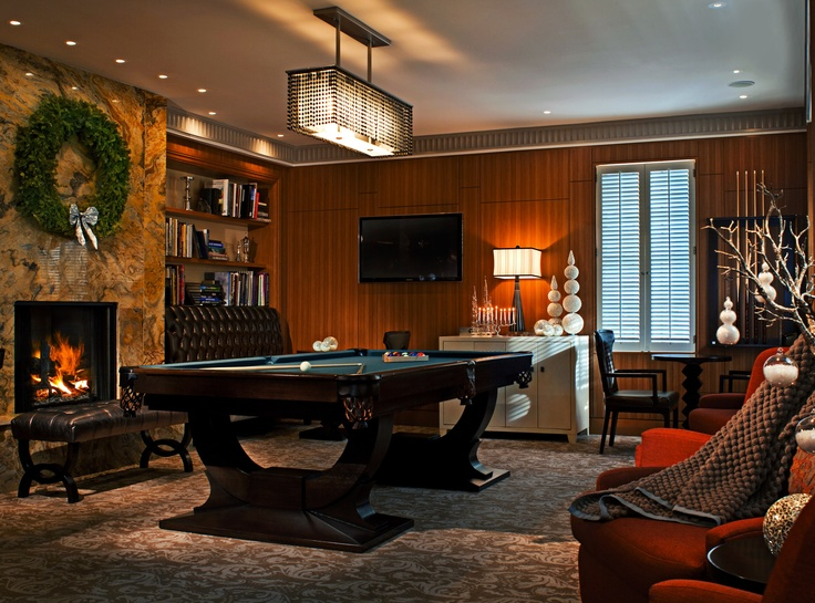 77 Masculine Game Room Design Ideas Digsdigs