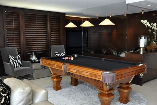 Game Room Design Ideas masculine game room designs Masculine Game Room Designs