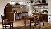Masonry Kitchen Design Letizia