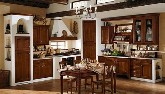 Masonry Kitchen Design Marina