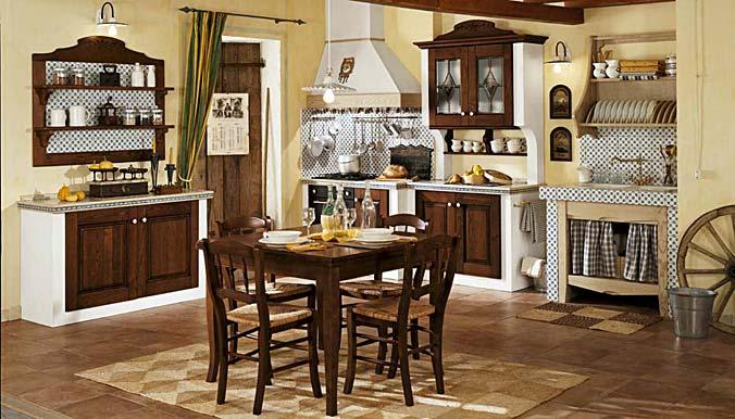 Masonry Kitchen Design Rita