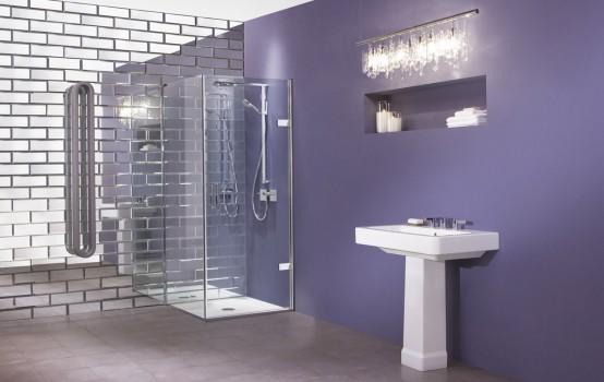 Matki Eauzone Plus Corner Shower