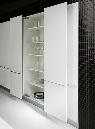 Matrix Minimalist Kitchen From Gabanes