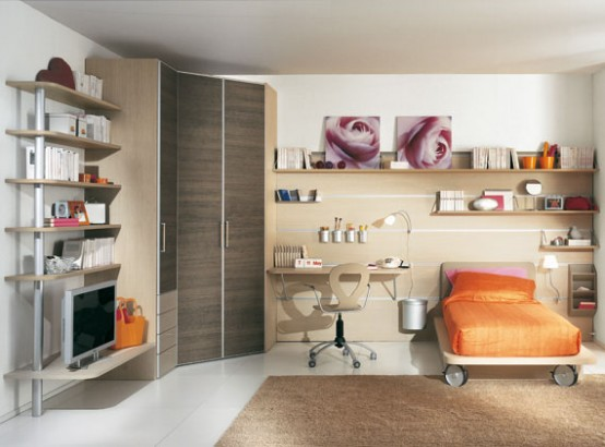 Kids Bedroom from Max collection