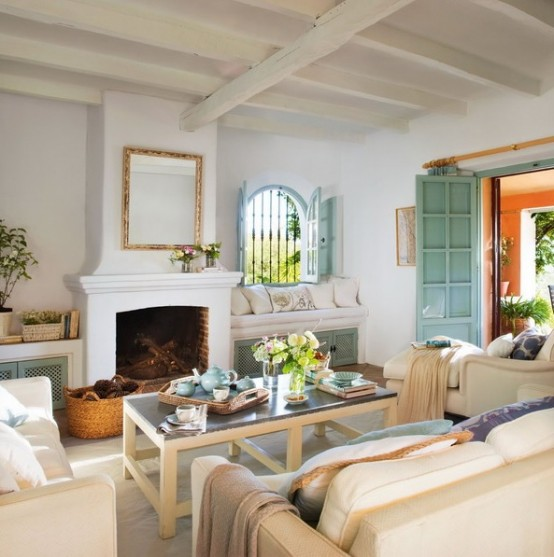 Mediterranean Holiday Home With Moroccan Touches