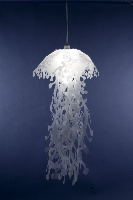 Unusual Pendant Lamps Inspired By