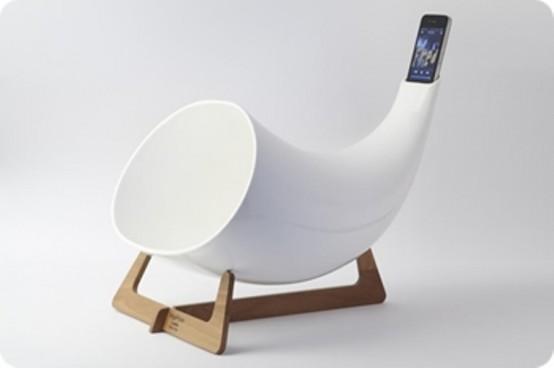 Megaphone Iphone Dock