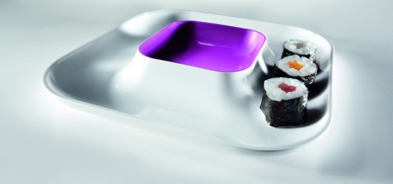 Beautiful and Emotional Melamine Tableware – Small Entities from Mebel