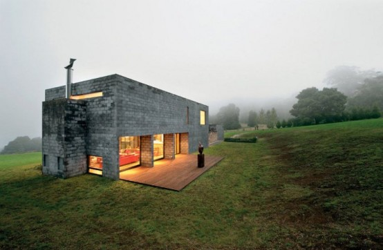 Cool Modern Architecture mending wall house as a cool sample of modern architecture - digsdigs
