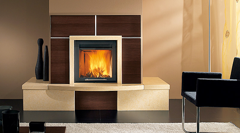 10 Creative Claddings For Modern Fireplaces From
