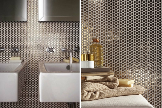 The Hottest D 233 Cor Trend 27 Metallic Tile D 233 Cor Ideas