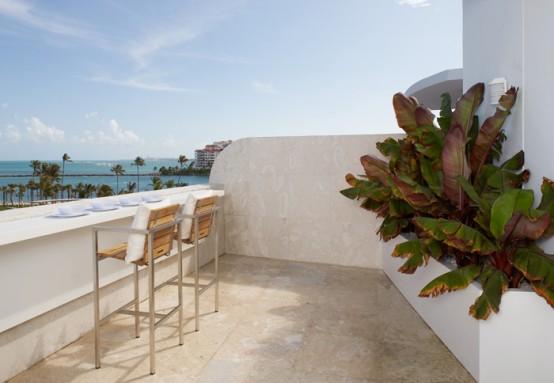 Miami Beach Townhouse