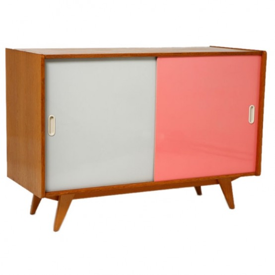 Mid Century Cabinets Made With Perfect Taste
