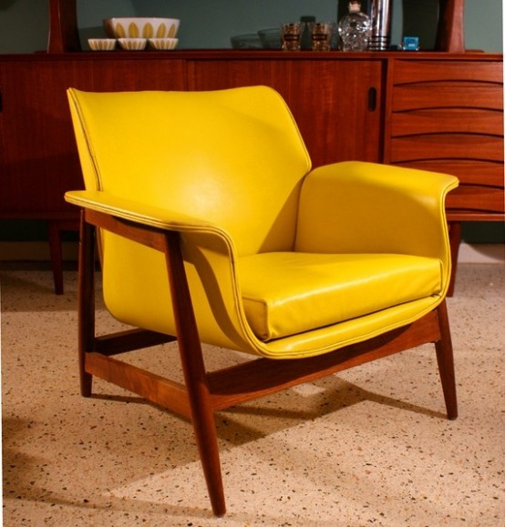 Mid Century Chairs To Get Inspired